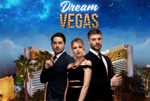 Dream Vegas Promo