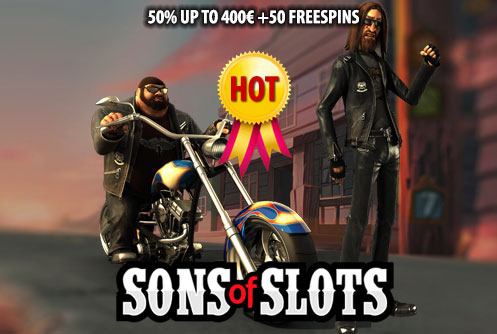 Sons Of Slots Casino