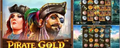 Ny Pragmatic Play slot: Prova Pirate Gold Deluxe i November