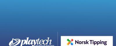 Playtech tecknar nytt kommersiellt avtal med Norsk Tipping